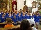 10 let dětského pěveckého sboru Mezissimo