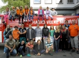 5. a 6. 9. 2015 Setkání mladých hasičů z Českého a Velkého Meziříčí