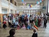 Dětský karneval v sokolovně 19. 3. 2016