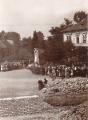 Odhalení pomníku padlým 22.7.1928
