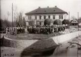 Slavnost 10. výročí založení čs. státu