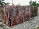 Betonování ČOV_13
