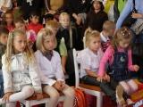 Škola - 1. září 2010 - vítání prvňáčků na obecním úřadě