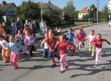 Škola - Zátopkův běh 2010