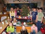 školní družina - Vánoce 2008