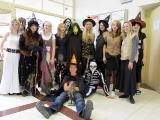 Školní halloween potřetí