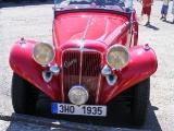 Veteran Rallye 2011 v Meziříčí_29