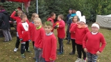 Mladí hasiči: Branný závod Čestice 8.10.2016