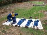 Mladí hasiči v r. 2009