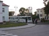 Otevření nové autobusové zastávky 31. 8. 2009