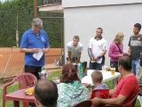 Zprovoznění komunikací V Poli, tenisový turnaj čtyřher