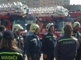 Spolupráce požárních jednotek v česko-polském příhraničí pokračuje