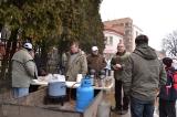 Třkrálová sbírka a polévka