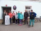 UKLIĎME ČESKO 6. dubna 2019 - rekultivace černé skládky za Vranovem