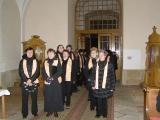 Vánoční koncert pěveckého sboru VLASTA_2