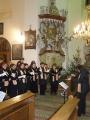 Vánoční koncert pěveckého sboru VLASTA_6
