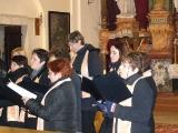 Vánoční koncert pěveckého sboru VLASTA_9