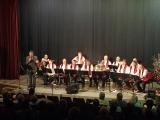 Vánoční koncert Opočenky v kině se vydařil