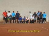 Vzpomínka na posvícenský tenisový turnaj čtyřher 2017